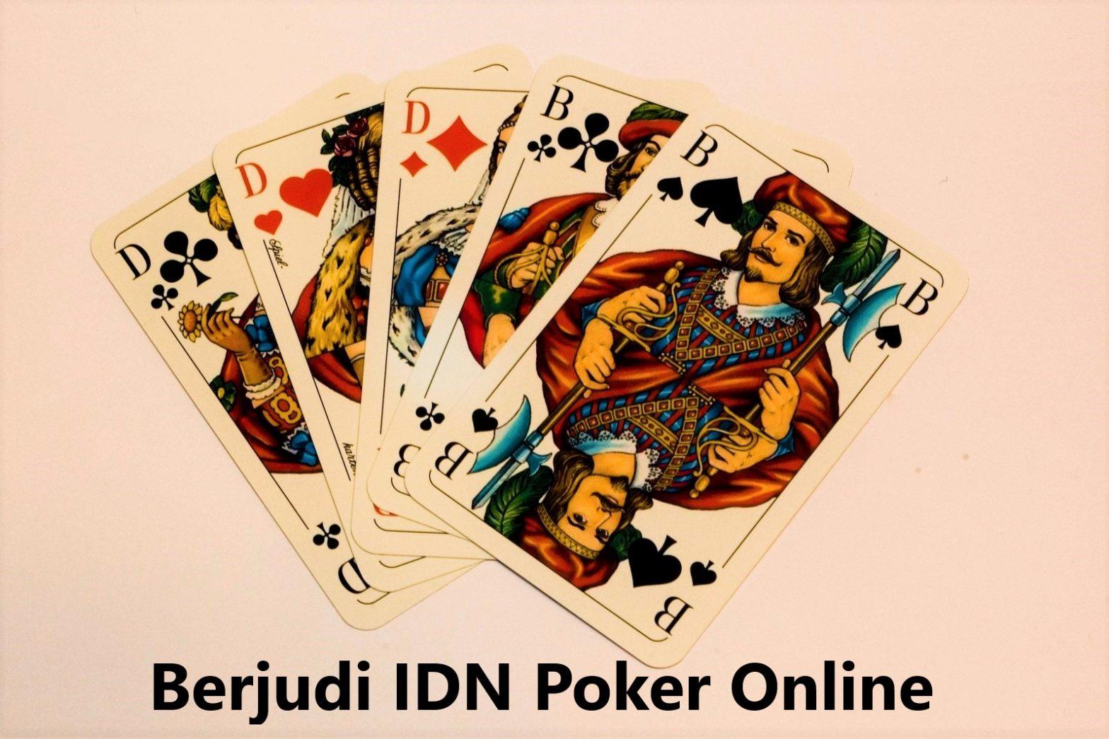 Main Poker Idn Uang Asli